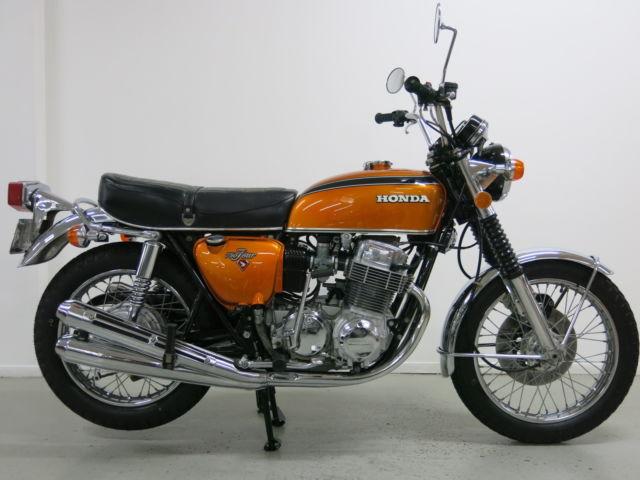 Honda CB750 1972