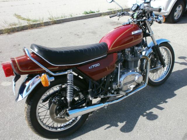 1976 Kawasaki KZ 750 Twin