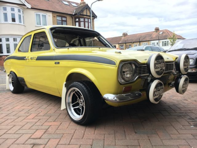 1973 FORD ESCORT MK1 AVO MEXICO IN GREAT CONDITION HPI CLEAR