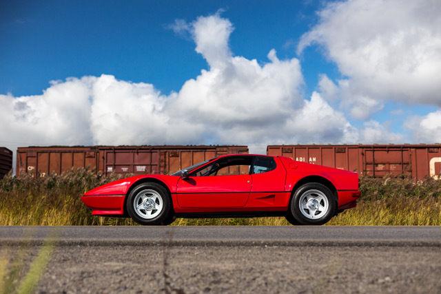 1983 Ferrari 512 BBi Classiche