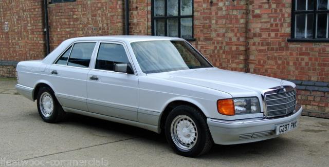 Mercedes-Benz 300SE. W126 - 1990. Stunning Condition