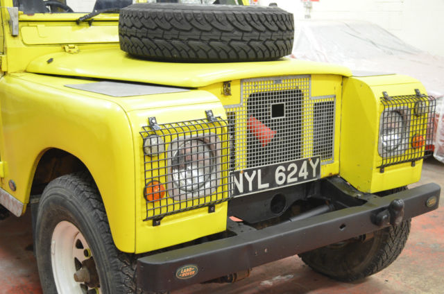 1982 LAND ROVER SERIES 3 109 SAFARI FRESH MOT JEEP 4X4 LOADS DONE DEFENDER