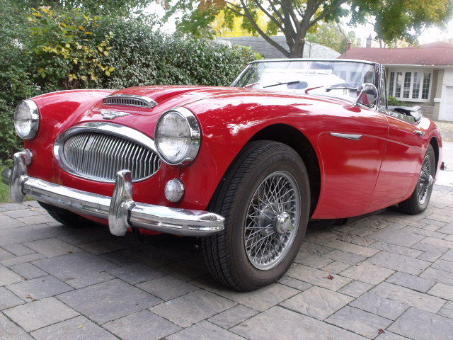 1965 Austin Healey 3000 MakIII BJ8