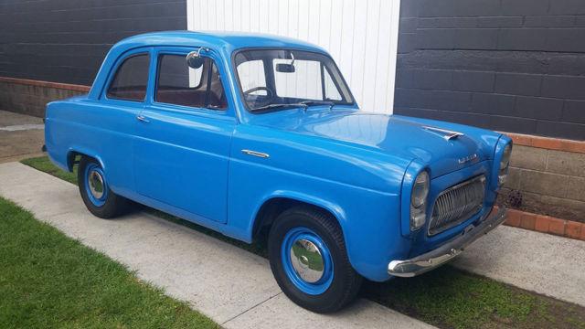 1957 100E Ford Anglia