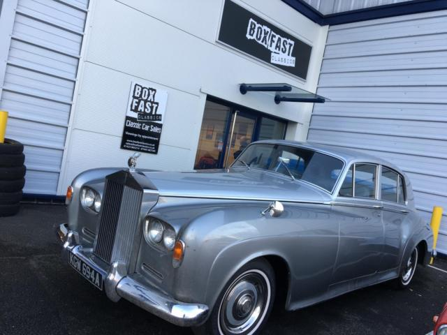 1963 Rolls Royce Silver Shadow 3 - V8 - Restoration Project