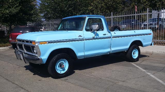 1977 ford 150 ranger 4x4