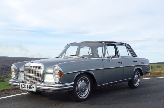 Mercedes Benz 250S 1967 Beautiful Condition
