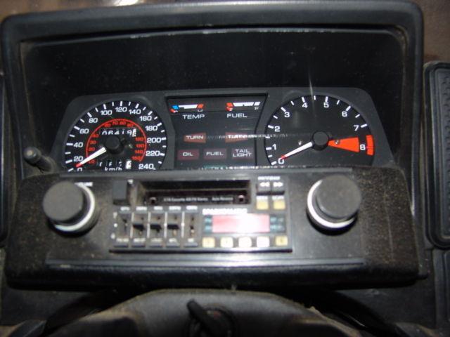 1985 Honda Goldwing 1200