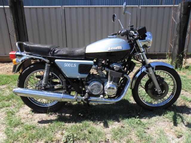 Benelli 500 LS motor cycle For Sale Echuca, VIC, Australia