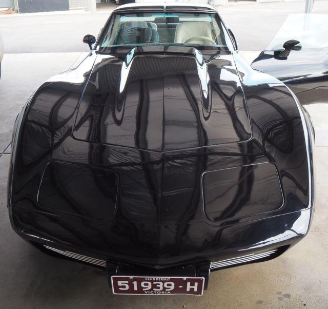 Chevrolet Corvette 1979 V8 T350 Auto