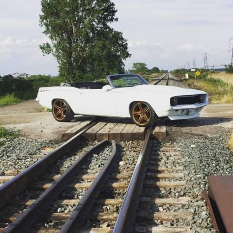 Chevrolet: Camaro Pro Touring