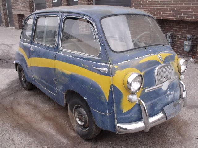 Fiat: 600 Multipla