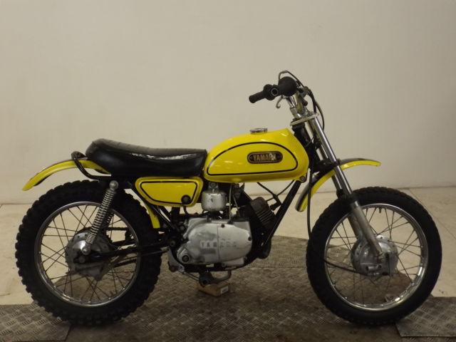 YAMAHA JT1 MINI ENDURO 60cc 1971 MOTOCROSS/ENDURO BIKE*RUNS AND RIDES*VERY RARE*