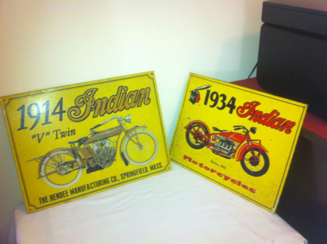 """1934 Indian """"V"""" Twin 1914 & 1934 Series 402"""