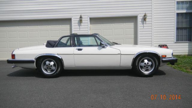 1986 Jaguar XJS T-TOP TARGA