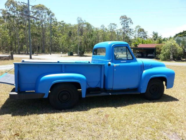 Ford F150 1955 | Autos Post
