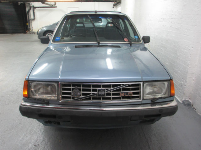 VOLVO 360 GLS, GENUINE BARN FIND, 21000 MILES ONLY COLLECTION FROM LONDON  W2