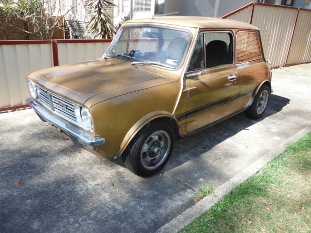 Leyland Mini LS (1978) 2D Sedan 4 SP Manual (1.3L - Carb)