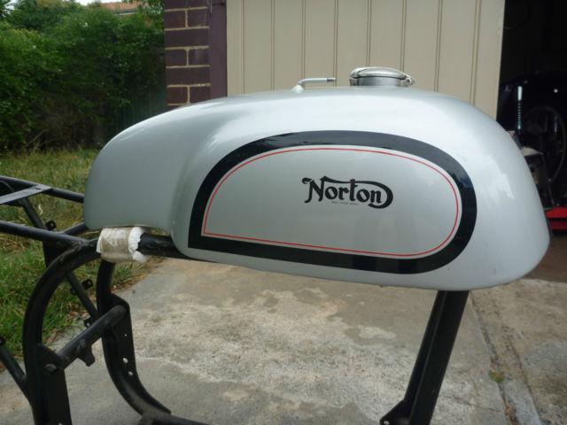 1956 MANX Norton 30M Featherbed Race Bike