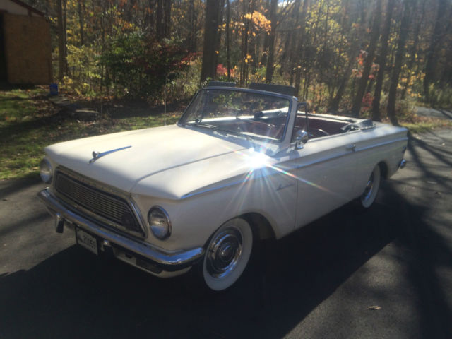 1962 Other Makes Rambler 400