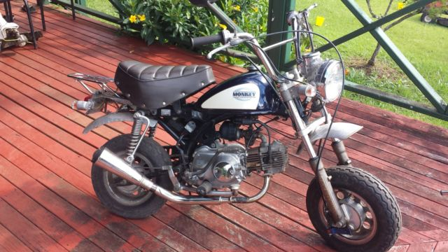 HONDA Z50J MONKEY BIKE EXCELLENT ORIGINAL CONDITION