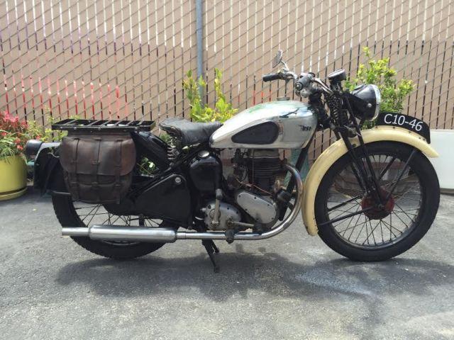 1946 BSA C10