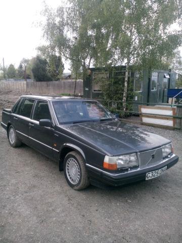 1989 Volvo 760 GLE Auto 2849cc