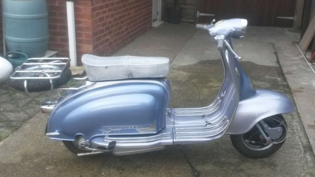 LAMBRETTA TV 175 SERIES 2 SCOOTER