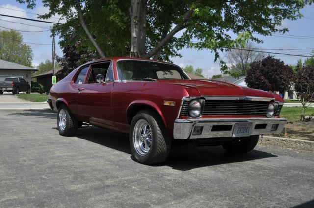 Chevrolet : Nova