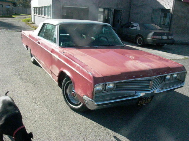 1968 Chrysler Newport Newport
