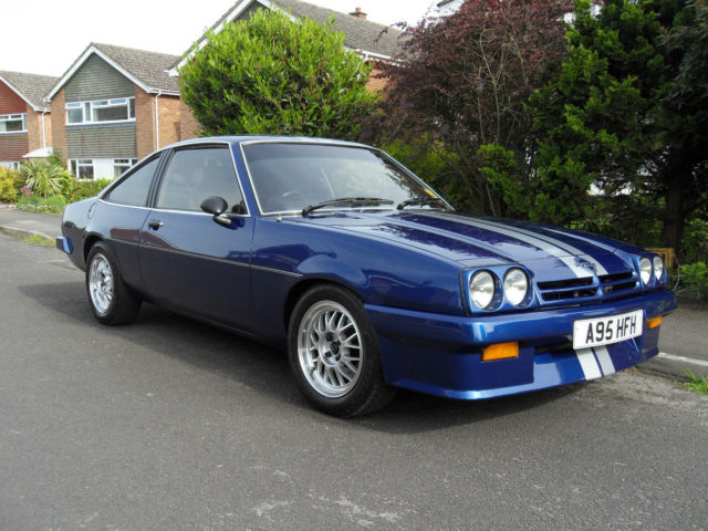 Opel Manta coupe
