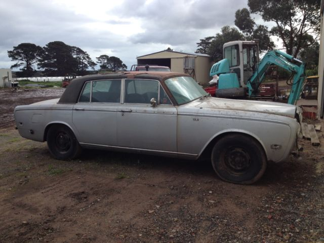 Rolls-royce Silver Shadow (1972) 4D Saloon Automatic (6.8L - Twin Carb) Seats