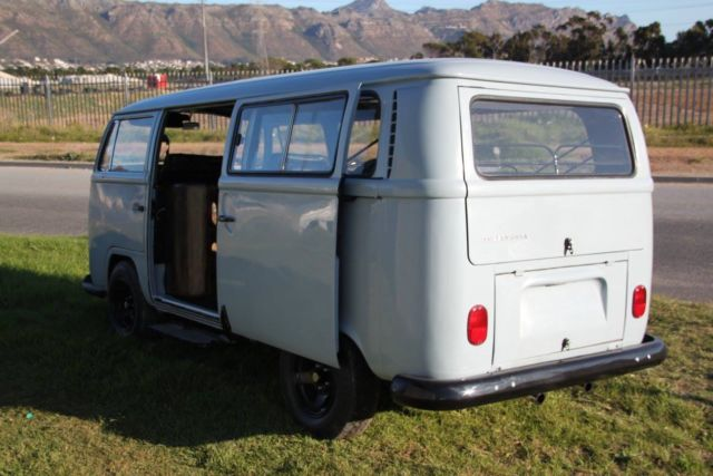 VW T2A Deluxe Tin Top
