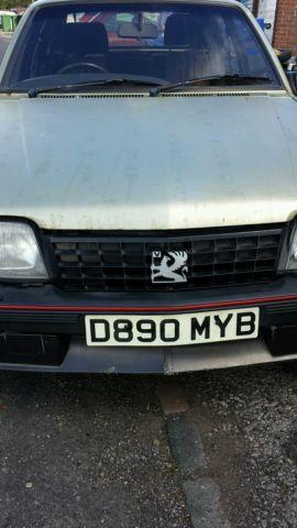 1987 Vauxhall  cavalier