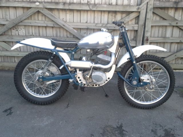 1964 Greeves scottish 24 TES Pre 65 Trials, Road Registered Off Road Classic