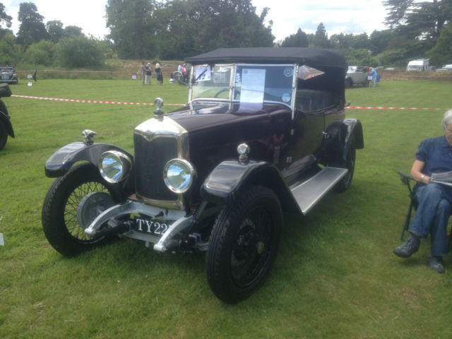 Riley 11.9 sidevalve 1925