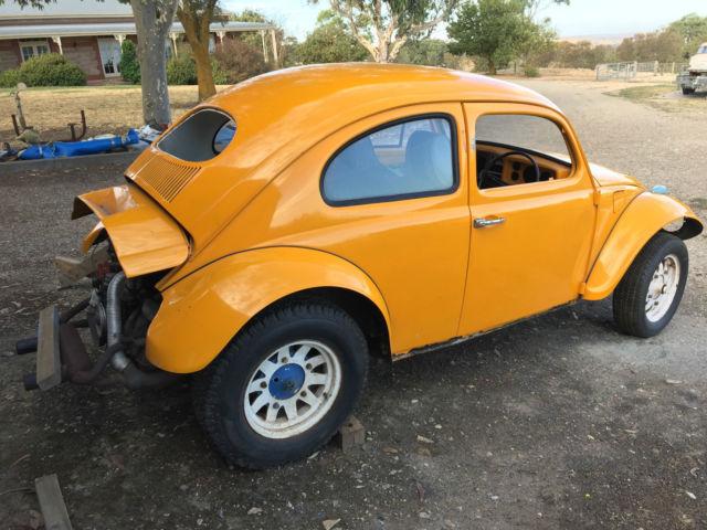 VW Beetle 1957 Oval Baja Project excellent condition Volkswagen Rat Rod Buggy
