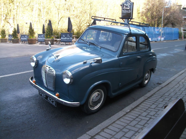 1955 Austin A30 4 door saloon