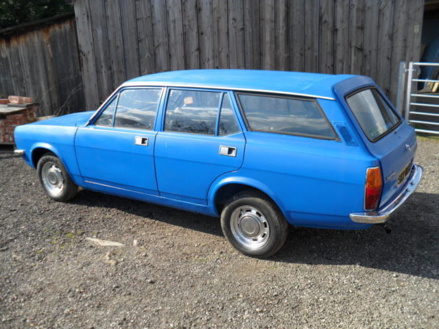 MORRIS MARINA 1275 CC ESTATE RUNNING DRIVING CAR PROJECT