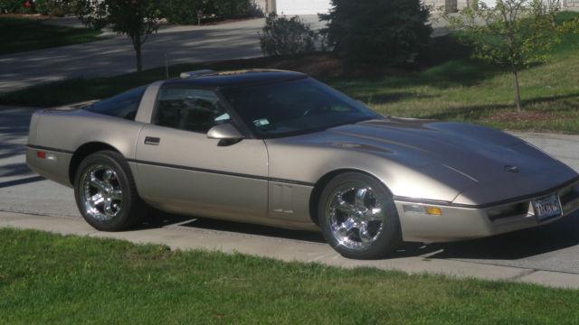 1987 corvette new brakes,air,tires and rims