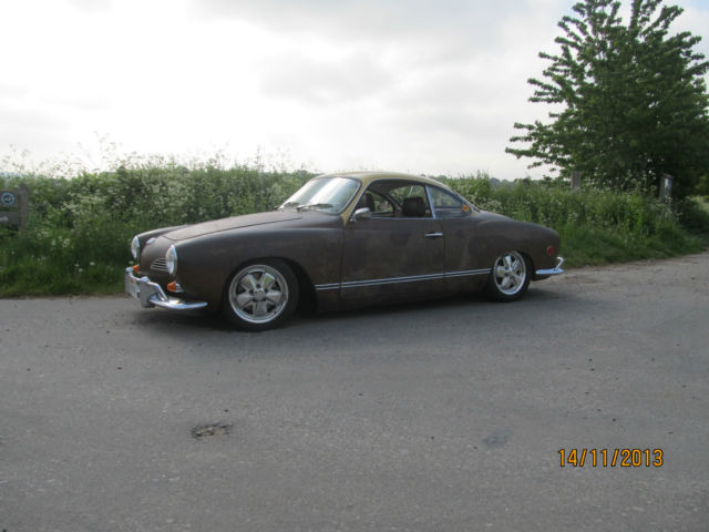 VW KARMANN GHIA NOT SPLITSCREEDN OR BEETLE