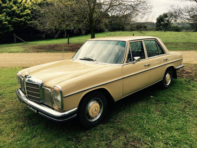 Mercedes 280 1973 Beautiful Original Condition