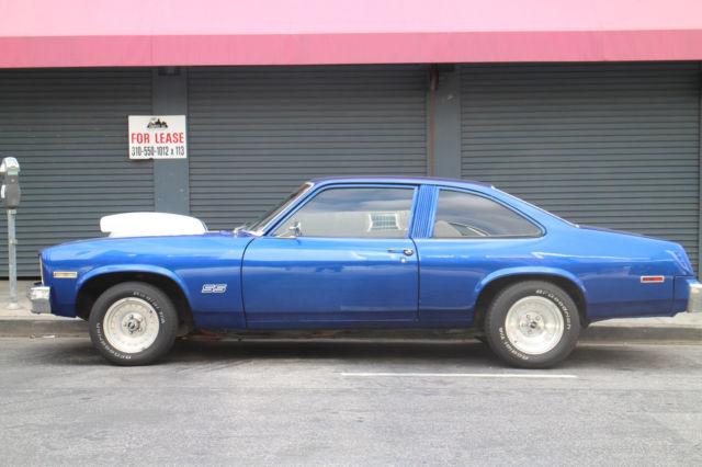 1978 Chevrolet Nova BASE SS Tribute Muscle Car
