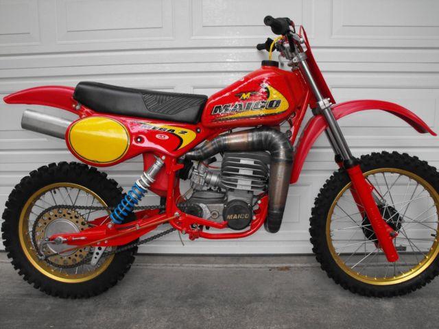 1981 Maico 490 For Sale Seattle, Washington, United States