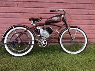 Other Makes: RARE WHIZZER PACEMAKER