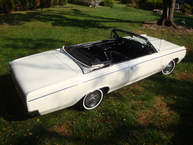 1964 Oldsmobile Cutlass F85 Convertible Rebuilt Engine