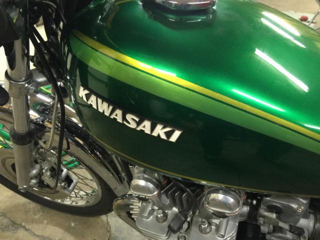 Kawasaki KZ900 1977