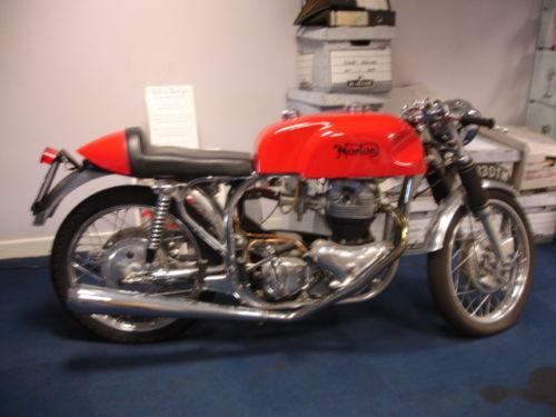 Norton Dominator 99 1960