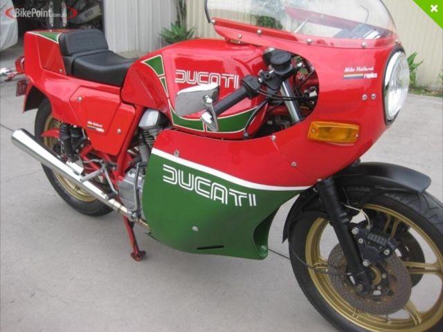 Ducati Mike Hailwood Replica 900 1982