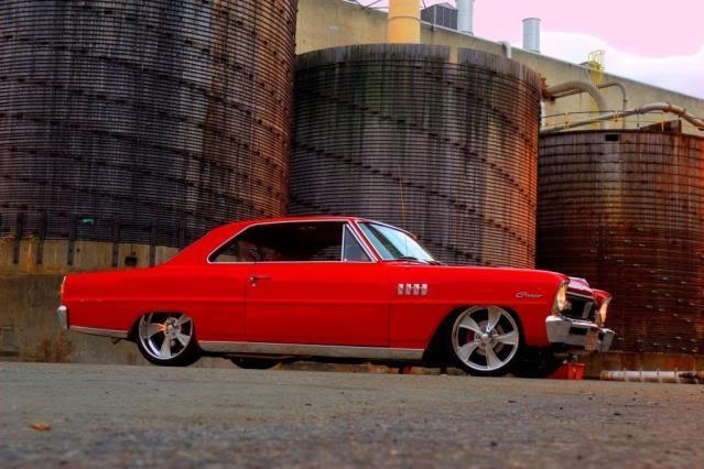 1967 Acadian Canso Sport Deluxe Chevrolet Nova Super Sport SS